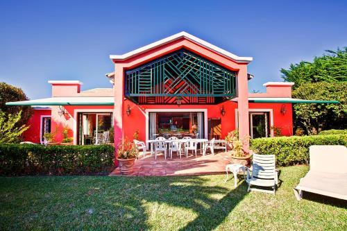 Luxury Villa Golf Tenerife