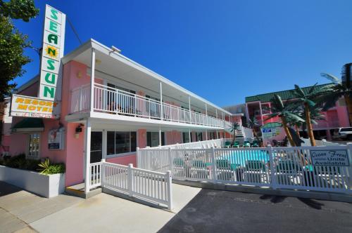 Sea-N-Sun Resort Motel