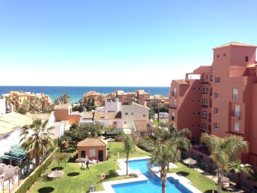 Los Hidalgos Golf Sunny Apartment