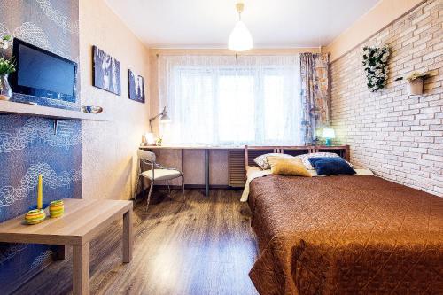 Apartment Malaia Okhta