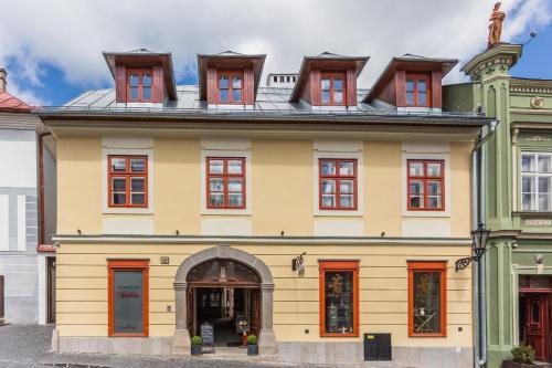 6f885f324 10 najlepších lacných hotelov v destinácii Banská Štiavnica ...