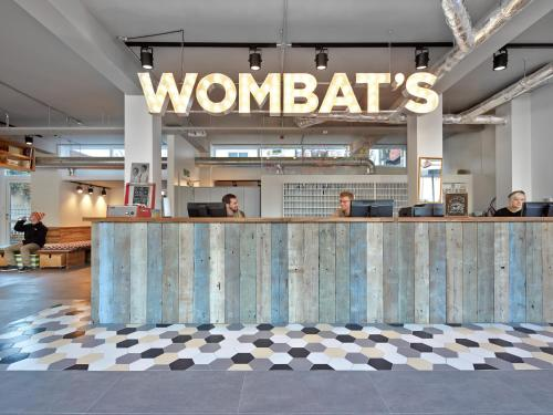 Wombat's CITY Hostel - London