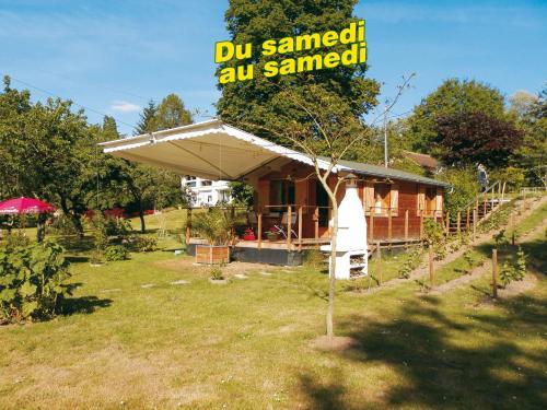 Chalet Loire proche Sancerre