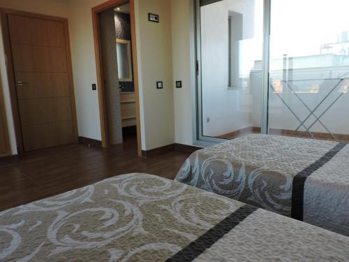Central Sea View Duplex La Rapita