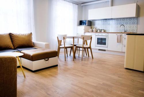 Tamula Apartement