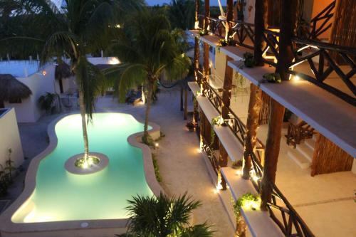 Les  Meilleurs Htels Avec Piscine  Holbox Mexique  BookingCom
