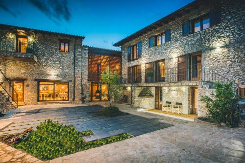 casa rural 9 personas cataluna