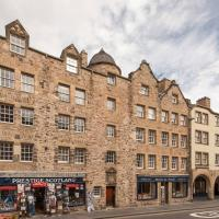 Royal Mile 2 Bedroom Apartment Next To The Castle
