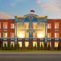 Отель Рублев