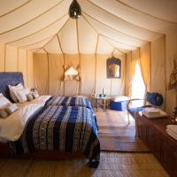 Erg Chebbi Luxury Desert Camp