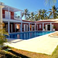 Luxury Beach House Maracajau