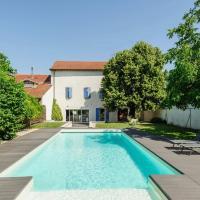 Villa d'exception avec piscine - Lyon