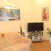 Yana Fabriciusa Apartment