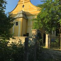 Old Tarcal Synagogue
