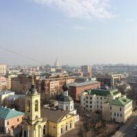 Apartments on Polyanka 30