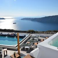 Santorini's Balcony Art Houses