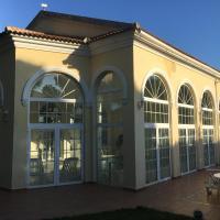 Villa Golf, piscina y playa