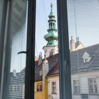 In the heart of Bratislava