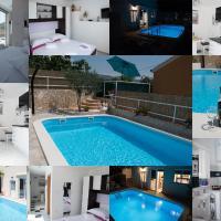 Apartment with pool SPLIT Vibe