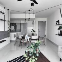 1Tebrau Premium Suites by 12stay