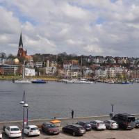 Hafenblick vom Kapitänshaus