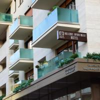 Corvin holiday Apartments hotel