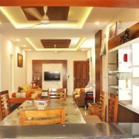Trivandrum Service Apartments-TvmSA-Statue