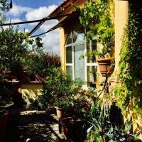 San Saba Roof Top Garden