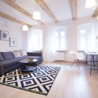 Studio apartment at the Old Town!