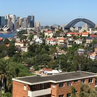North Sydney Gem with Stunning Harbour Views