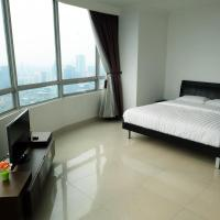 2BR Denpasar Residence Penthouse Apartment By Travelio