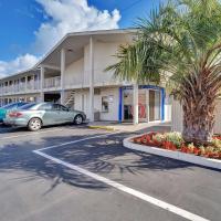 南加州聖羅莎6號汽車旅館