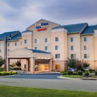 Fairfield Inn and Suites South Hill I-85