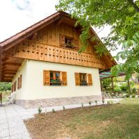 Country House Srček with Two Bedrooms and Vineyard View