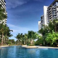 Sanya Qinyuan Sea View Apartment