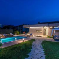 Villa Fažana Valbandon Heated pool