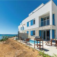 Holiday home Nin-Privlaka 35 with seaview