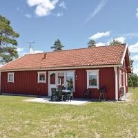 Three-Bedroom Holiday Home in Ljungby
