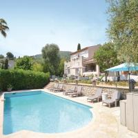 Four-Bedroom Holiday Home in Le Tignet