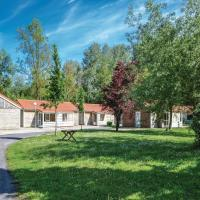 Two-Bedroom Holiday Home in Auxi le Cheteau