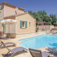 Three-Bedroom Holiday Home in Saint Didier