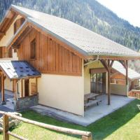 Five-Bedroom Holiday Home in Champagny en Vanoise