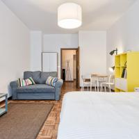 Porta Nuova Shiny Studio Flat