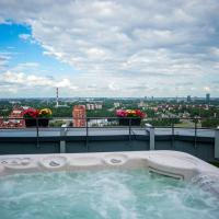 Amazing 22-23 floor Penthouse with city view