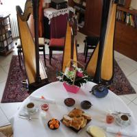 La chambre du harpiste