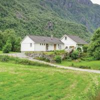 Three-Bedroom Holiday home Dirdal with a Fireplace 08