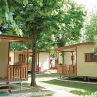 Holiday Home Mobile Home deluxe