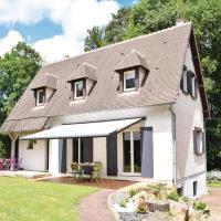 Four-Bedroom Holiday Home in Bagnoles de l'Orne