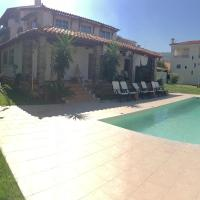 Amomos Villa with Swimming Pool