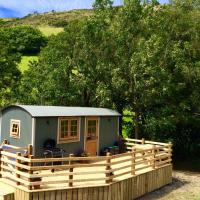 Mid Wales Luxury Huts